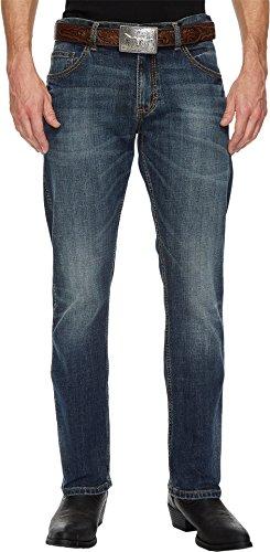 Wrangler Men's Retro Slim Fit Straight Leg Jean, Bozeman, 33x32 for $<!--$43.83-->