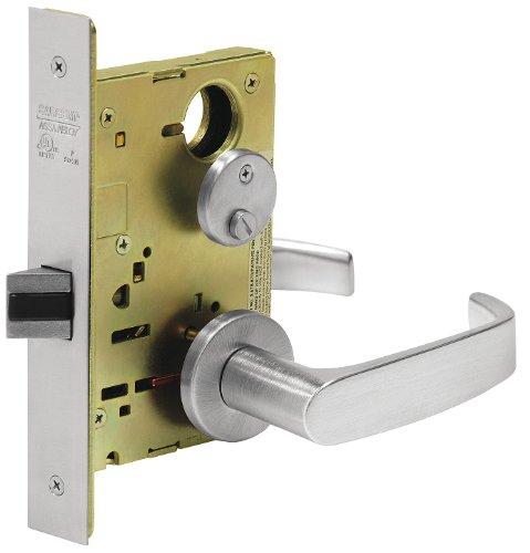 Mortise Locks Sargent (Sargent 8265 LNL 26D Mortise Lock, 9.25