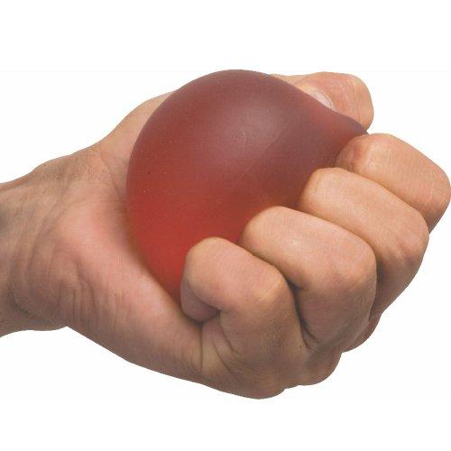 Flamingo Gel Exercise Ball – Universal (Red)