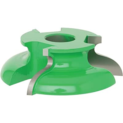 Grizzly C2100 Shaper Cutter, Ogee and Bead, 3/4-Inch Bore