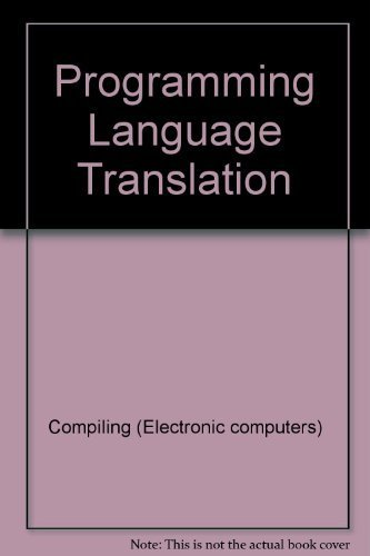 Programming Language Translation