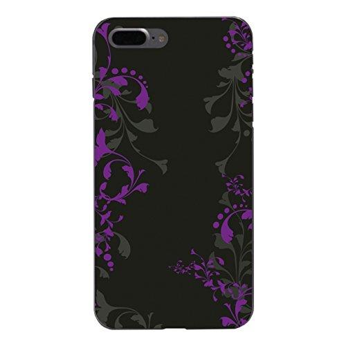 "Disagu Design Case Schutzhülle für Apple iPhone 7 Plus Hülle Cover - Motiv ""Vintage Lila"""