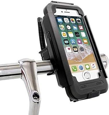 MyGadget Funda Movil para Bicicleta - Soporte para Apple iPhone 7 ...