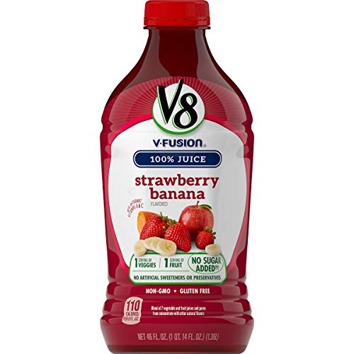 Top 8 Apple Strawberry Juice