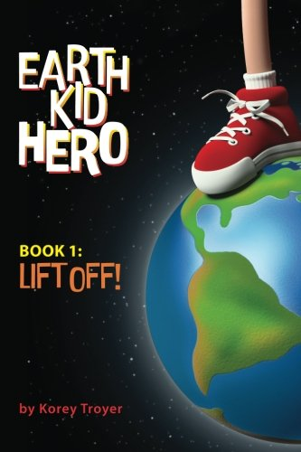 Earth Kid Hero Book Lift