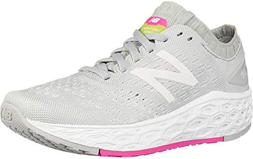 New Balance Vongo V4 Fresh Foam - Zapatillas de Correr para Mujer, Color Blanco Roto, Color Gris, Talla 37.5 EU: Amazon.es: Zapatos y complementos
