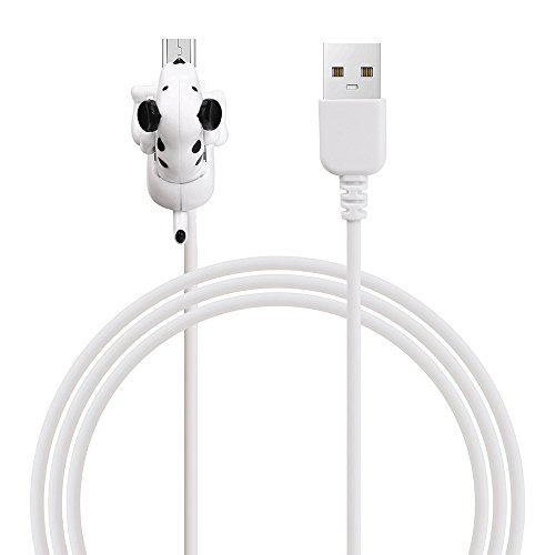 Micro USB Cable Mini Humping Spot Dog Toy ODGear Smartphone Cable Charger Data 1M Charging - Dog Spot Usb