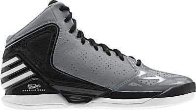 derrick rose shoes grey