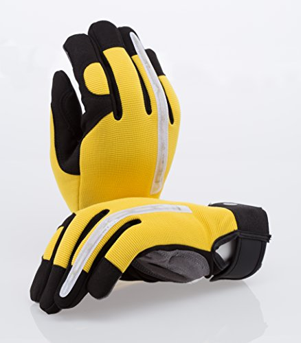 Mechanics Gloves With Led Lights in Florida - 8