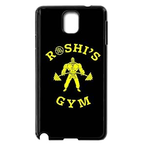 Samsung Galaxy Note 3 Cell Phone Case Black Roshi's Gym Jdwlj