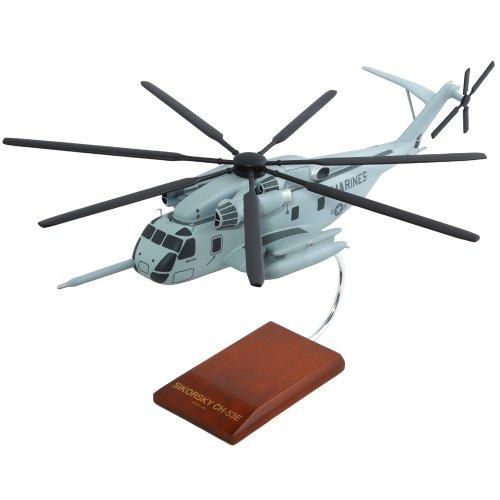 (Mastercraft Collection CH-53E Super Sea Stallion model Scale: 1/48)