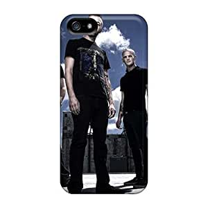 Excellent Hard Phone Covers For Iphone 5/5s With Support Your Personal Customized Fashion Rise Against Pictures CharlesPoirier