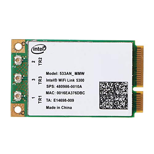 Lvyuanda 5300 533AN_MMW Wireless WLAN WiFi Mini PCIe Card 80