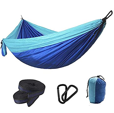 CKCY Hamaca para Acampar Al Aire Libre, Material para Paracaídas ...