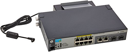 HP Procurve 2915-8G- Poe Switch (J9562A)