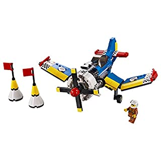 LEGO Creator 3in1 Race Plane 31094 Building Kit (333 Pieces)