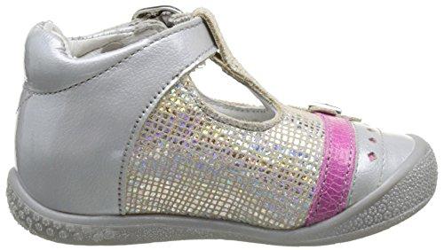 babybotte Saorine, Zapatillas Altas para Niñas gris