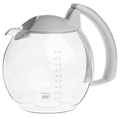 Krups 589-71 Replacement Carafe, White, DISCONTINUED