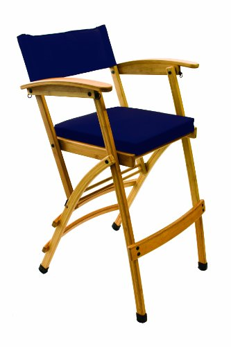 "Hollywood Chairs by Totally Bamboo Deluxe 32"" Bamboo Dire..."