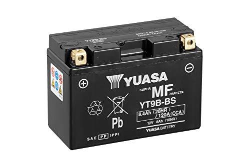 Yuasa YT9B-BS MF Moto batterij