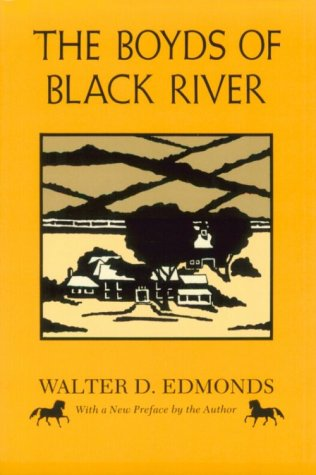 book cover of The Boyds of Black River