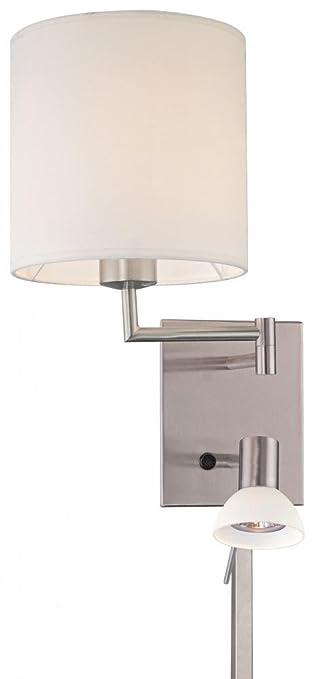 George Kovacs P1050 084 Georges Reading Room 2 Light Wall Lamp