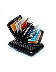 محفظة للبطاقات و الهويات للجنسين لون رمادي