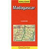Madagascar (GeoCenter World Map)