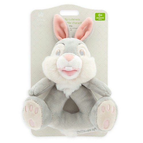 Disney Thumper Plush Rattle for Baby