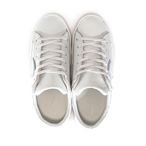 Philippe Model , Damen Sneaker weiß weiß