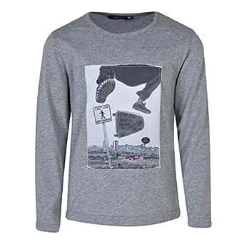 BodyTalk T-shirt For Women, 14-15 Years, Grey