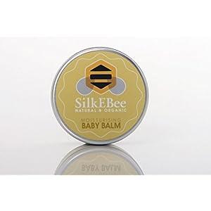 SilkeBee Baby Balm, natural and Organic