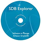 SDB Explorer Software for Amazon SimpleDB - With DVD