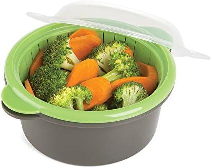Prep Solutions Progressive Microwave Steamer product image