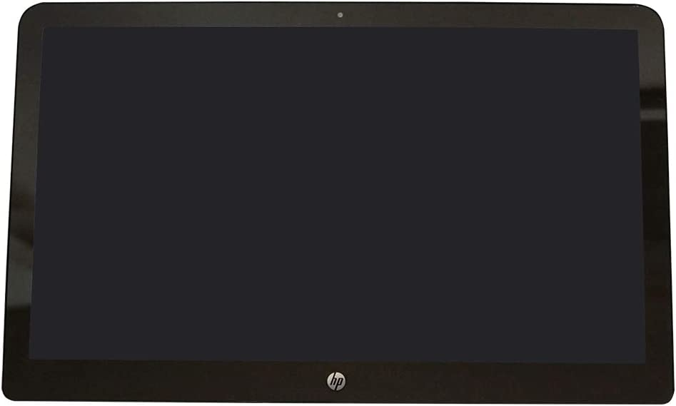 """15.6"""" IPS 1920x1080 LCD Screen LED Display Touch Panel Digitizer with Frame Bezel Assembly For HP Pavilion X360 15-BK 15-BK152NR 15-bk163dx 862643-001"""