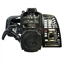 ScooterX Brand 49cc 2 Stroke / 2 Cycle engine for scooters, gas skateboards, go karts and pocket bikes