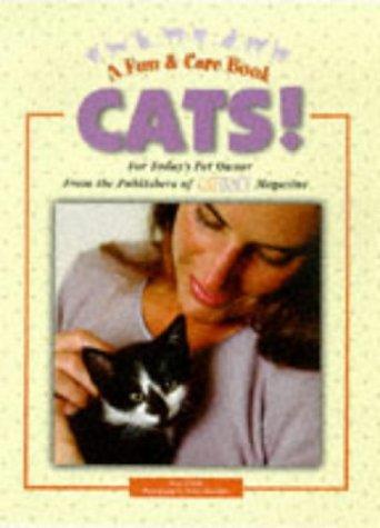 CATS! (Fun & Care Book)