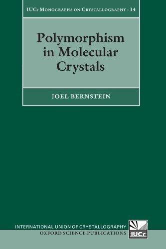 molecular crystals - 1