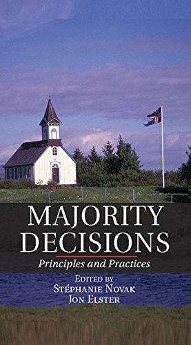 Download Majority Decisions: Principles and Practices Pdf