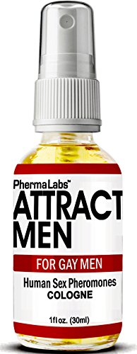 The Secret to ATTRACT MEN for GAY MEN ! Human Sex Pheromones Cologne Spray