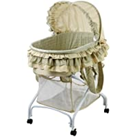 Dream On Me, Layla 2 in 1 Bassinet To Cradle, Green