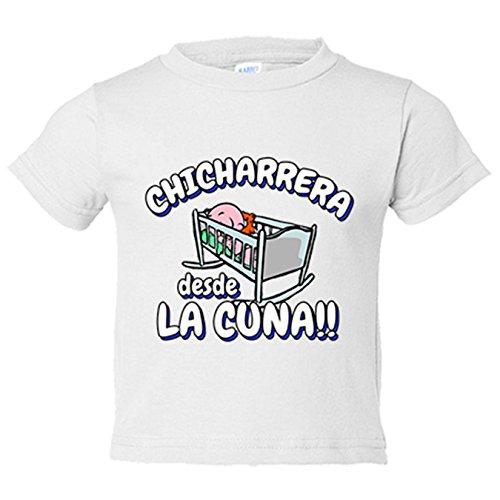 Camiseta niño Chicharrera desde la cuna Tenerife fútbol - Azul Royal, 3-4 años: Amazon.es: Bebé