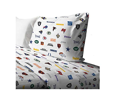San Diego Chargers Bedding Sets: All NFL Bedding Price Compare