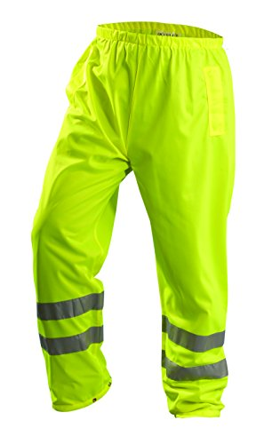 Occunomix LUX-TENBR-Y2X Occulux Premium Breathable Pant, XX-Large, Yellow by OccuNomix