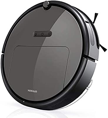 Roborock E25 Robot Vacuum Cleaner, Vacuum and Mop Robotic Vacuum Cleaner,  1800Pa Strong Suction, App Control, Route Planning for Pet Hair, Hard  Floor,