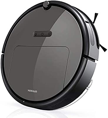Roborock E25 Robot Vacuum Cleaner, Vacuum and Mop Robotic Vacuum Cleaner, 1800Pa Strong Suction, App Control, Route Planning for Pet Hair, Hard Floor, ...