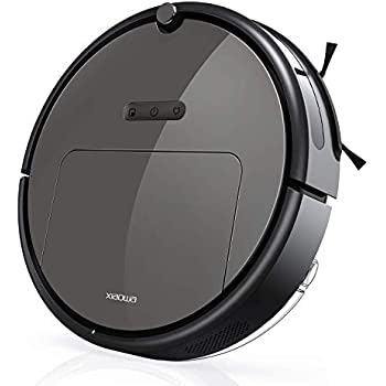 Roborock E25 Robot Vacuum Cleaner Sweeping and Mopping Robotic Vacuum Cleaning Dust and Pet Hair, 1800Pa Strong Suction and App Control, Route Planning on ...