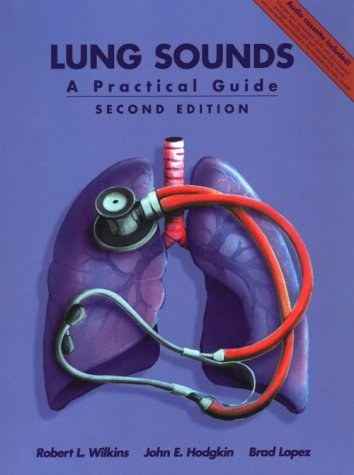 Lung Sounds: A Practical Guide with Audiotape