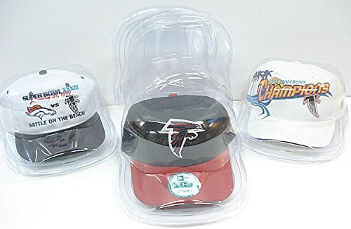 Hat Case Display Cap (Protech Baseball Cap Display Hat Holder Protector Qty of 5)