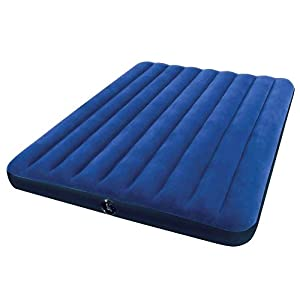 Amazon Intex Classic Downy Airbed Queen Camping